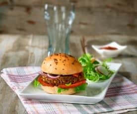 Burger wegański