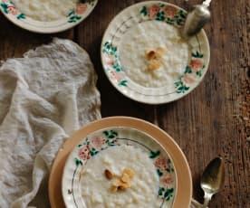 Khir - Arroz doce com amêndoa e especiarias