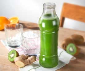 Kiwi and Ginger Smoothie