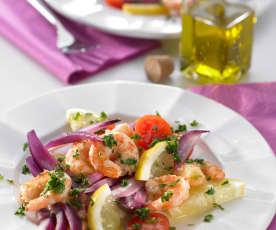 Salada à moda da Sicília
