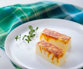 番紅花香草鮮奶酪