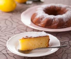 杏香檸檬蛋糕