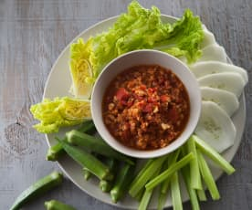 北方蘭納蕃茄辣肉醬