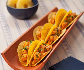 Garnelen-Tacos