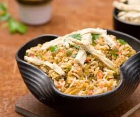 Ryż po indonezyjsku (Nasi goreng)