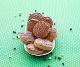 Biscuits granola sans gluten