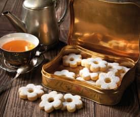 Canestrelli al profumo di vaniglia
