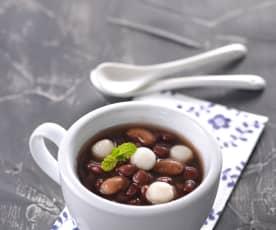 紅豆圓仔湯