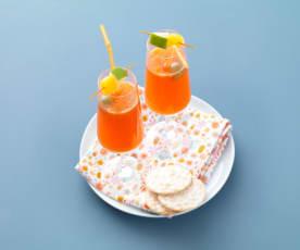 Cocktail Spritz aux agrumes
