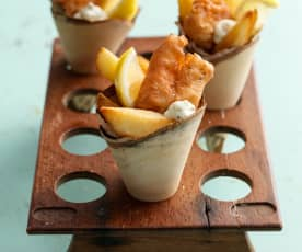 Beer Battered Cod Bites