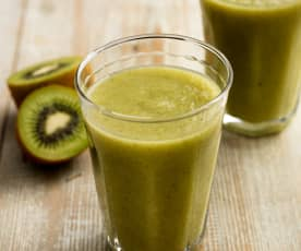 Pear, Apple, Kiwi and Ginger Juice