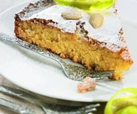 Gâteau de Santiago