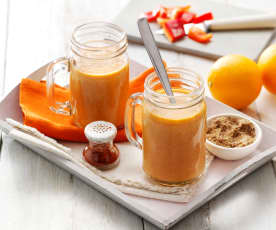 Succo detox antiossidante