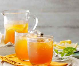 Koktajl z mrożonej herbaty