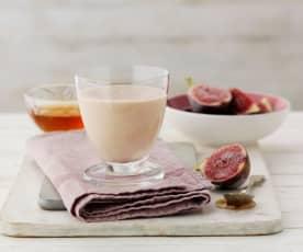 Feigen-Joghurt-Smoothie