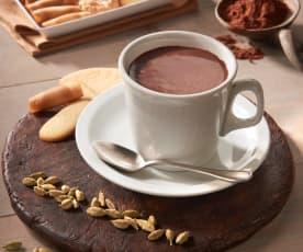 Cioccolata calda al cardamomo