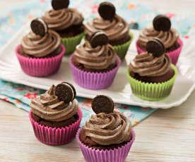 Cupcaky se sušenkami Oreo®