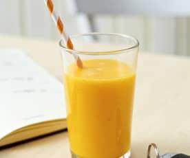 Ananas-Orangen-Smoothie