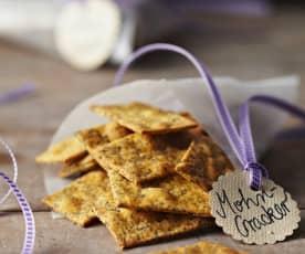 Mohn-Cracker