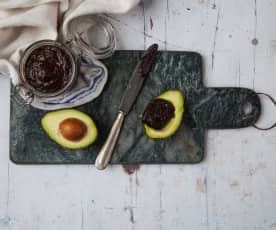 Avocado-Schoko-Creme