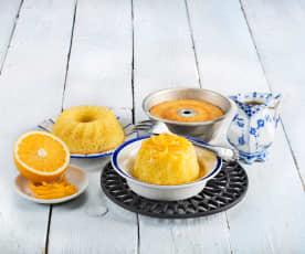 Rivani (gâteau de semoule à l'orange)