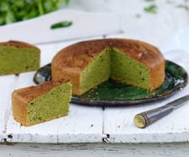 Watercress Cake