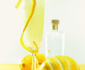 檸檬香檳雪泥