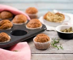 Muffinki z tuńczykiem