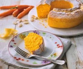 Dolce di carote e mandorle