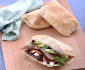 竹筍鮮肉酥餅