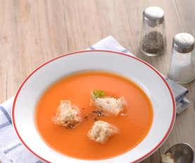 義式紅蘿蔔濃湯