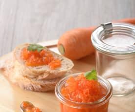 紅蘿蔔果醬