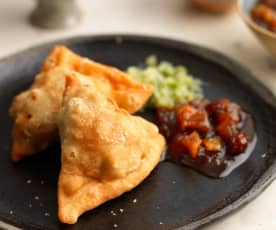 Traditional Samosa