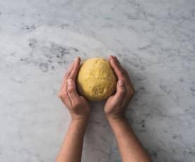 Pasta quebrada (para quiche)