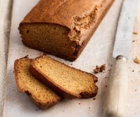 Paleo chléb z kokosové mouky (bez lepku)