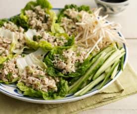 Hähnchen-Salat