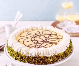 Eierlikör-Mandel-Torte