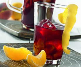 西班牙紅酒調酒'Sangria'