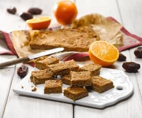 Pomerančové kostky (bez cukru a bez mouky)