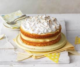 Lemon meringue dort