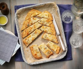 Four Cheese Sharing Flatbread