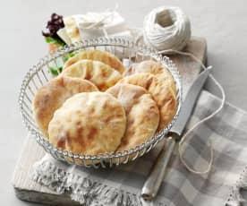 Aardappel flatbread