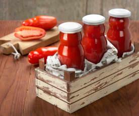 Conserva di pomodoro classica