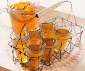 Trauben-Gewürz-Limonade