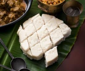 Coconut Rice (Pittu)