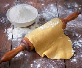 Pasta brisée (vegan)