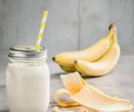 Bananen-Eiweißshake
