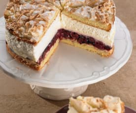 Kirsch-Vanille-Torte