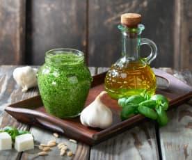 Pesto alla genovese (vegan)