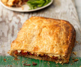 Goat's Cheese Pie